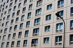 Plattenbauten waren bei der DDR-Bevölkerung sehr beliebt.
