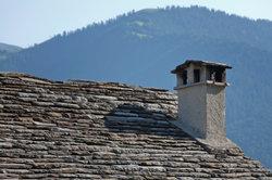 Sie können alte Häuser teilweise selbst renovieren.
