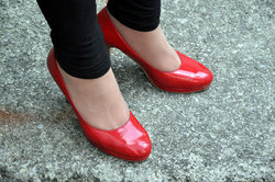 Ein schöner Tanz mit schönen Schuhen - der Quickstep.