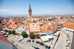 Sibiu in Siebenbürgen