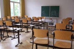 Dem Hausmeister obliegt unter anderem die Verantwortung für die Sauberkeit der Klassenzimmer.
