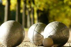Boule stammt aus Frankreich und ist als Freizeitsport sehr beliebt.