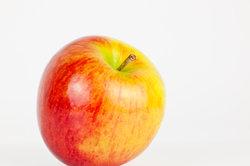 Der Kanzi-Apfel schmeckt einfach köstlich.