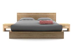 Bauen Sie Ihre eigene Schlafliege mit Bettkasten.