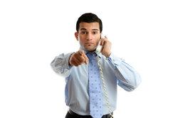 Bei komplementärer Kommunikation dominiert immer ein Teilnehmer.
