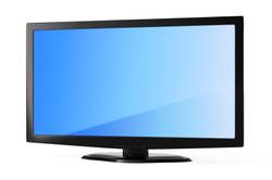 Der LED-Backlight-Fernseher macht eine gute Figur.