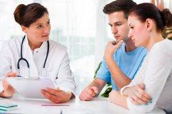 Das Patientengespräch ist zentral für die Diagnose.