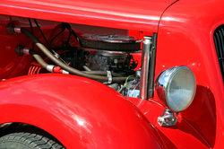 Das könnte ein Motor der Traditionsfirma Lombardini sein.