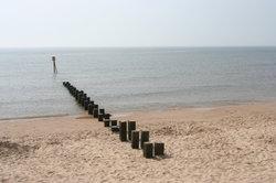 Die Nordsee können Sie ganz idyllisch darstellen.