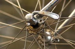 Das Wechseln der Radnabe sollten Sie einem Fachmann überlassen.