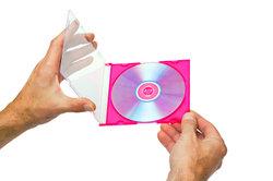 Verlieren immer mehr an Bedeutung - CDs