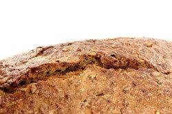 Es gibt viele Arten von Brot.