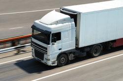 Die Freisprechanlage kann auch in einen LKW eingebaut werden.