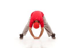 Breakdance erlernen Sie nur mit Geduld und dem nötigen Willen.