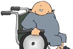 Eine Behinderung kann unterschiedlich schwer ausfallen.