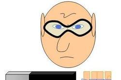 Denken Sie an Schutzbrille und Handschuhe beim Schwärzen von Alu.
