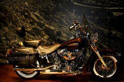 Auf der Harley lässt sich Baden-Württemberg wunderbar erkunden.