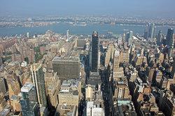 Liberty City als satirisches New York.