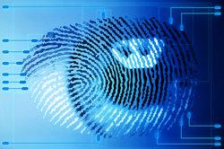 Ihre Haustür können Sie auch per Fingerprint öffnen.