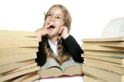 Auch Kinder können fantasievolle Geschichten entwickeln.