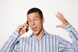 Beleidigung am Telefon - so können Sie reagieren.