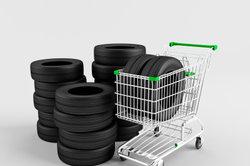 Zulässige Reifengrößen stehen in der EG Übereinstimmungsbescheinigung.