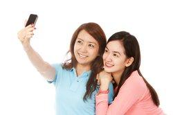 Mobilfunkprovider versehen gerne Handys mit einem Branding.