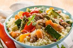 Marrokanisches Couscous - ein würziger Genuss