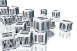 QR-Codes sind eine Weiterentwicklung des klassischen Barcode.