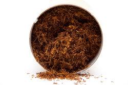 Offener Tabak kann schnell austrocknen.