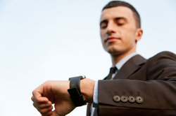 Die Uhren von Tissot sind weltbekannt.