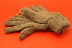 Warme Finger im Winter