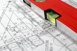 Einen Bauplan für die Modelleisenbahn zeichnen.