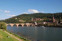 Heidelberg, das Ziel der Radtour