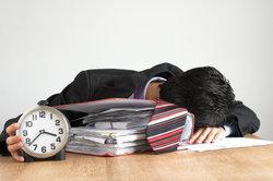 Viele haben Angst vor langweiligen Bürojobs.