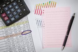 Erstellen Sie einen Ratentilgungsplan mit Excel.
