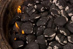 Kohle ist ein wichtiger Rohstoff.