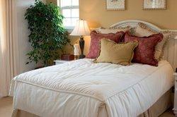 Ein Schlafzimmer sollte romantisch sein.