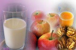 Milchprodukte enthalten wichtige Mineralstoffe