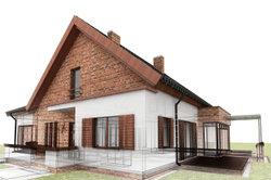 Ein neues Einfamilienhaus lässt sich meist besser vermieten.