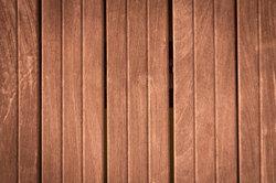 Holz ist ein schöner Rohstoff.