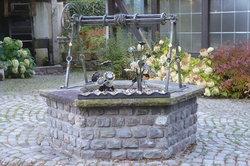 Echte Brunnen haben Tradition.