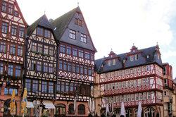 Historische Restaurants auf dem Römerberg
