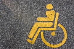Schwerbehinderte haben Sonderrechte am Arbeitsplatz.