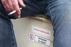 In vielen Ländern gibt es noch Raucherzimmer im Hotel.