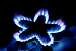 Gas eignet sich nicht nur zum Kochen.