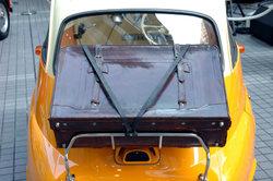 Ein Heckträger ist Zusatzraum am Auto, auch bei modernen Modellen.