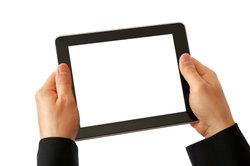 Ein Foto für den Ausweis können Sie auch mit dem iPad erstellen.