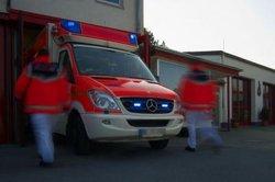 Als Rettungssanitäter in der Notfallmedizin arbeiten