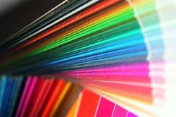 Die richtigen Wandfarben geben einem Raum Atmosphäre.